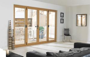 Charming Oak Effect Folding Door Ideas - Best interior design ...