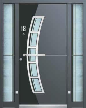 Aluminium Entrance Doors   Aluminium Front & Back Doors - Trade ...