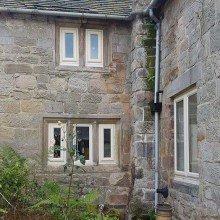 Cottage Style windows in Ashbourne Derby