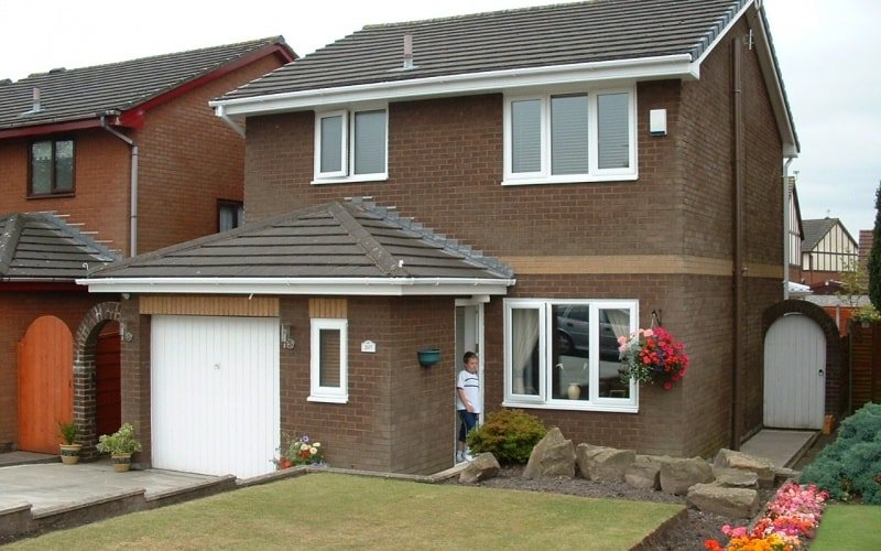 Double Glazing in Hindley Green Derbyshire