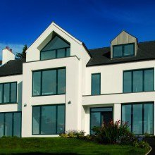 Lumi house front