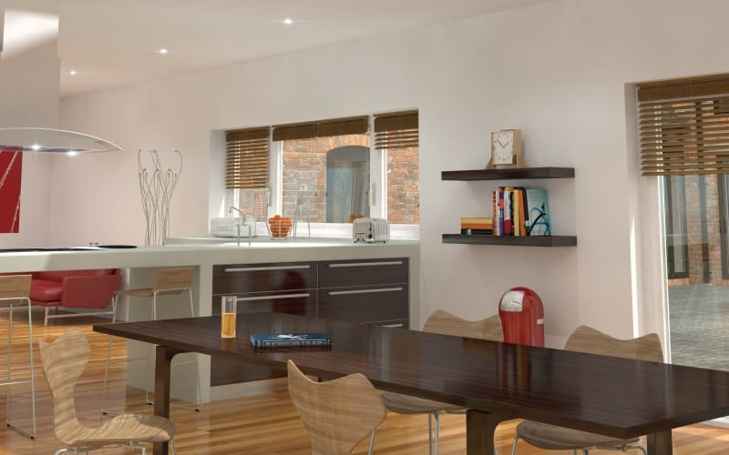 New Kitchens from Trade Windows Derby