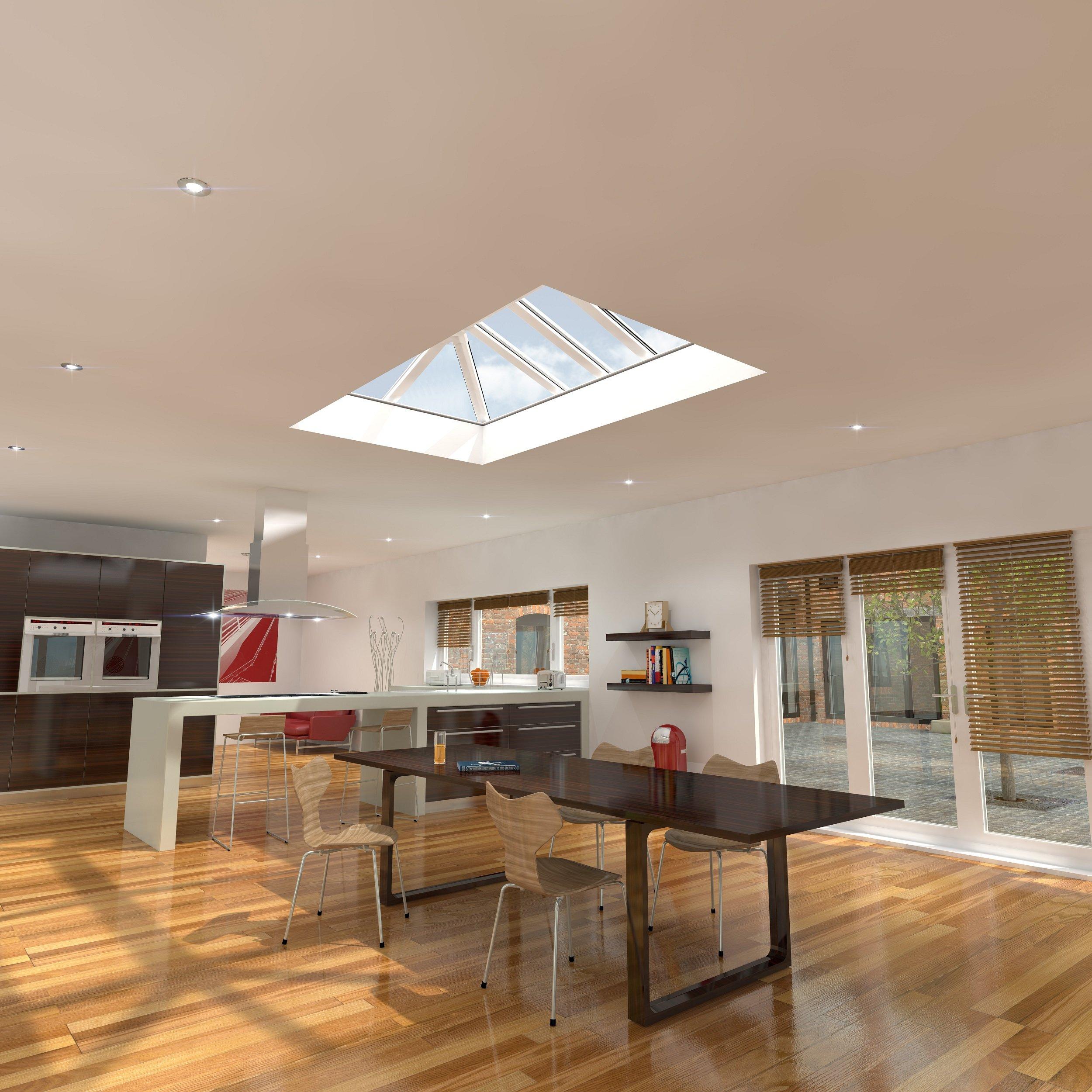 Skypod rooflight Derby Trade Windows