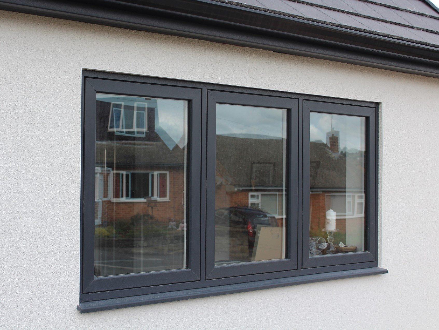 New modern windows derby