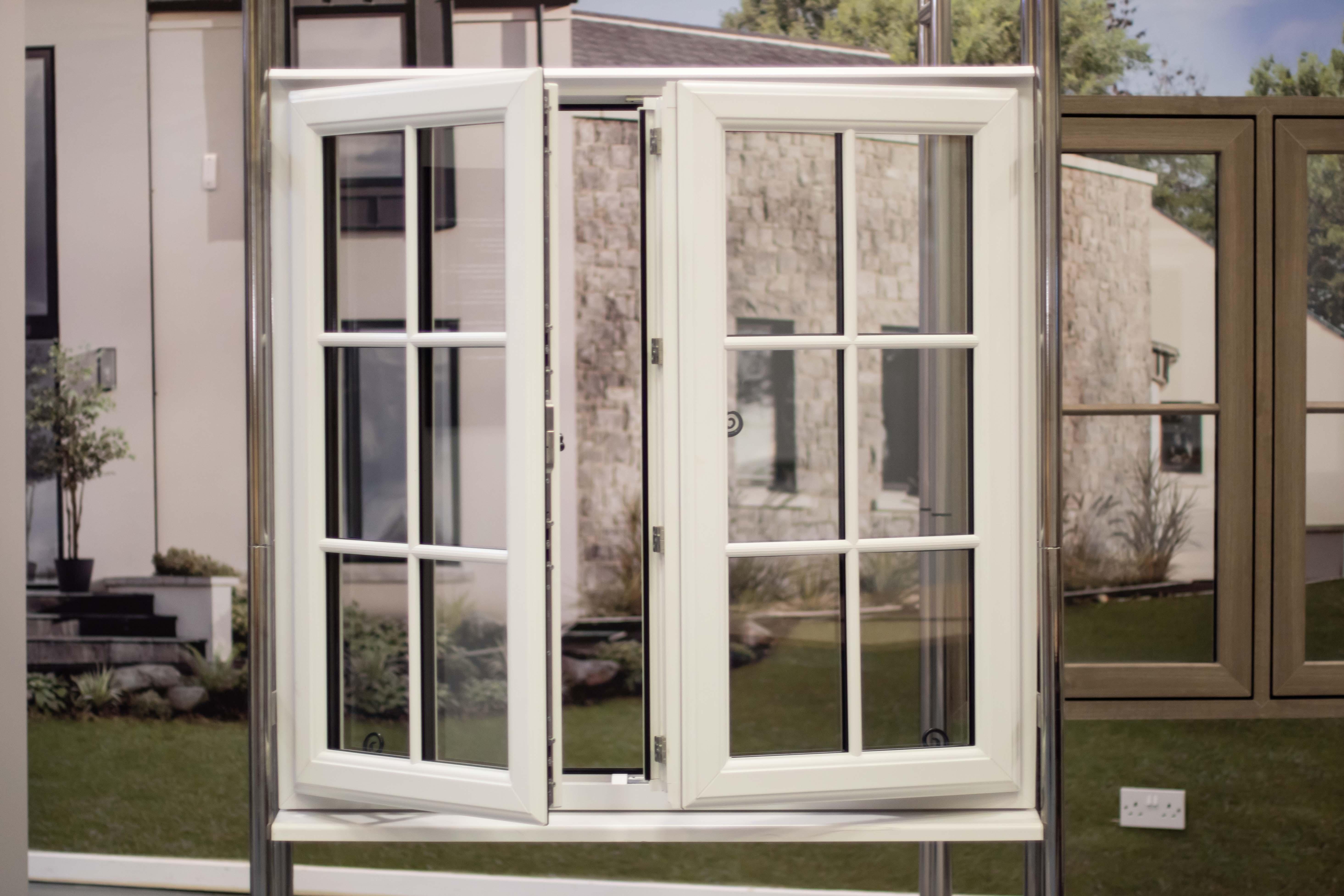 New windows Trade Windows Derby Showroom