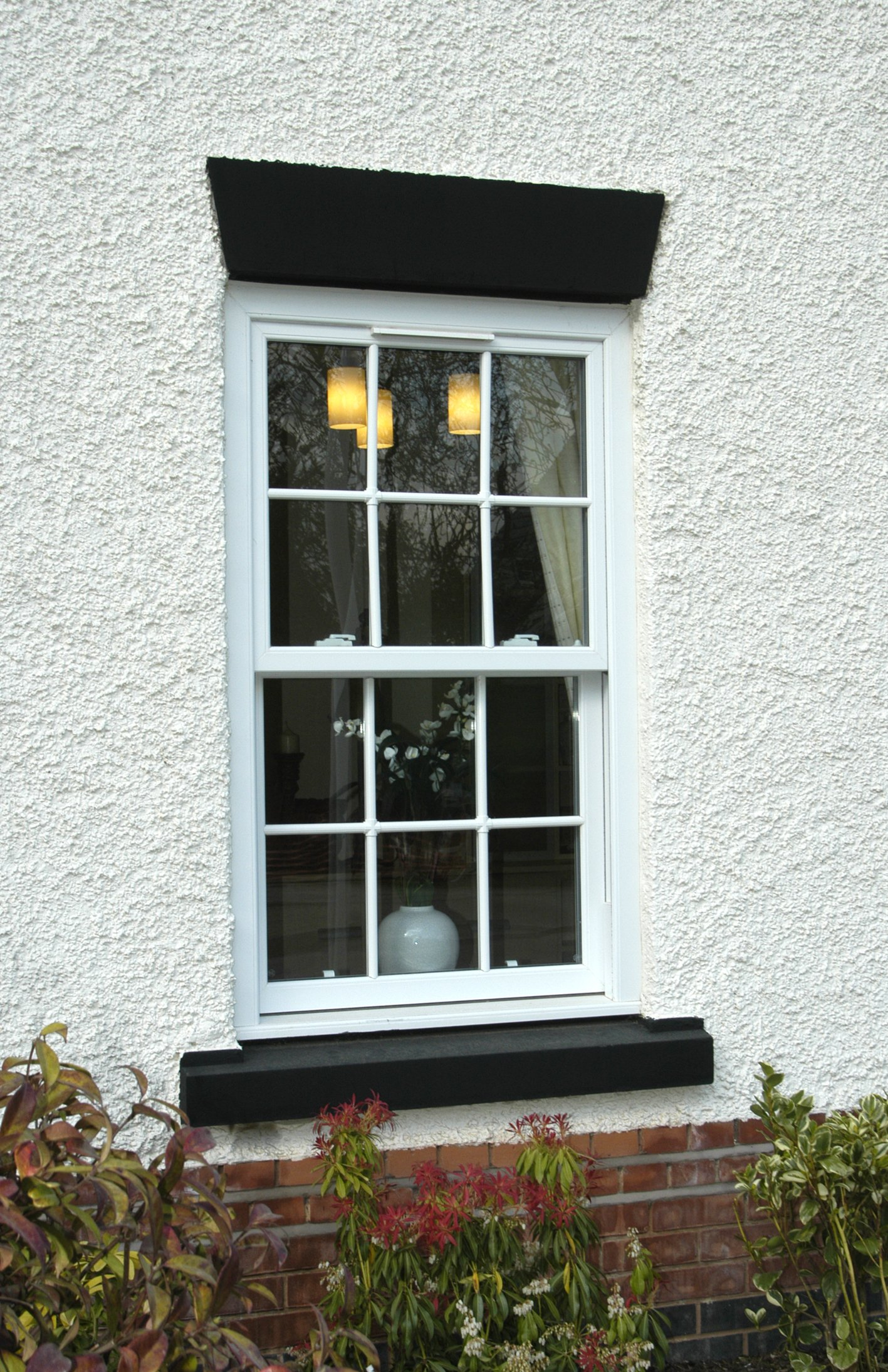 Sliding sash window styles Derby