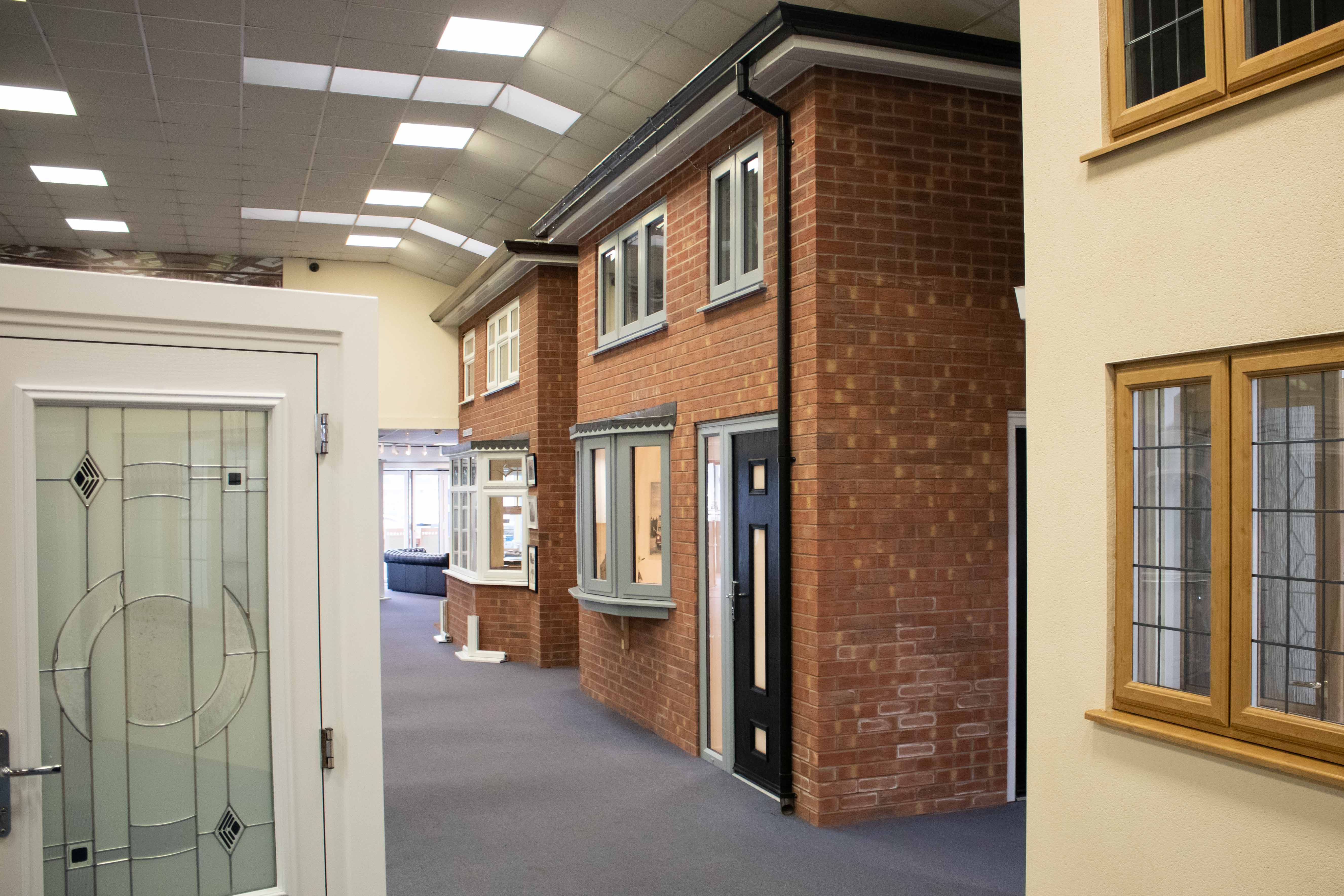 Window styles available from Trade Windows Derby