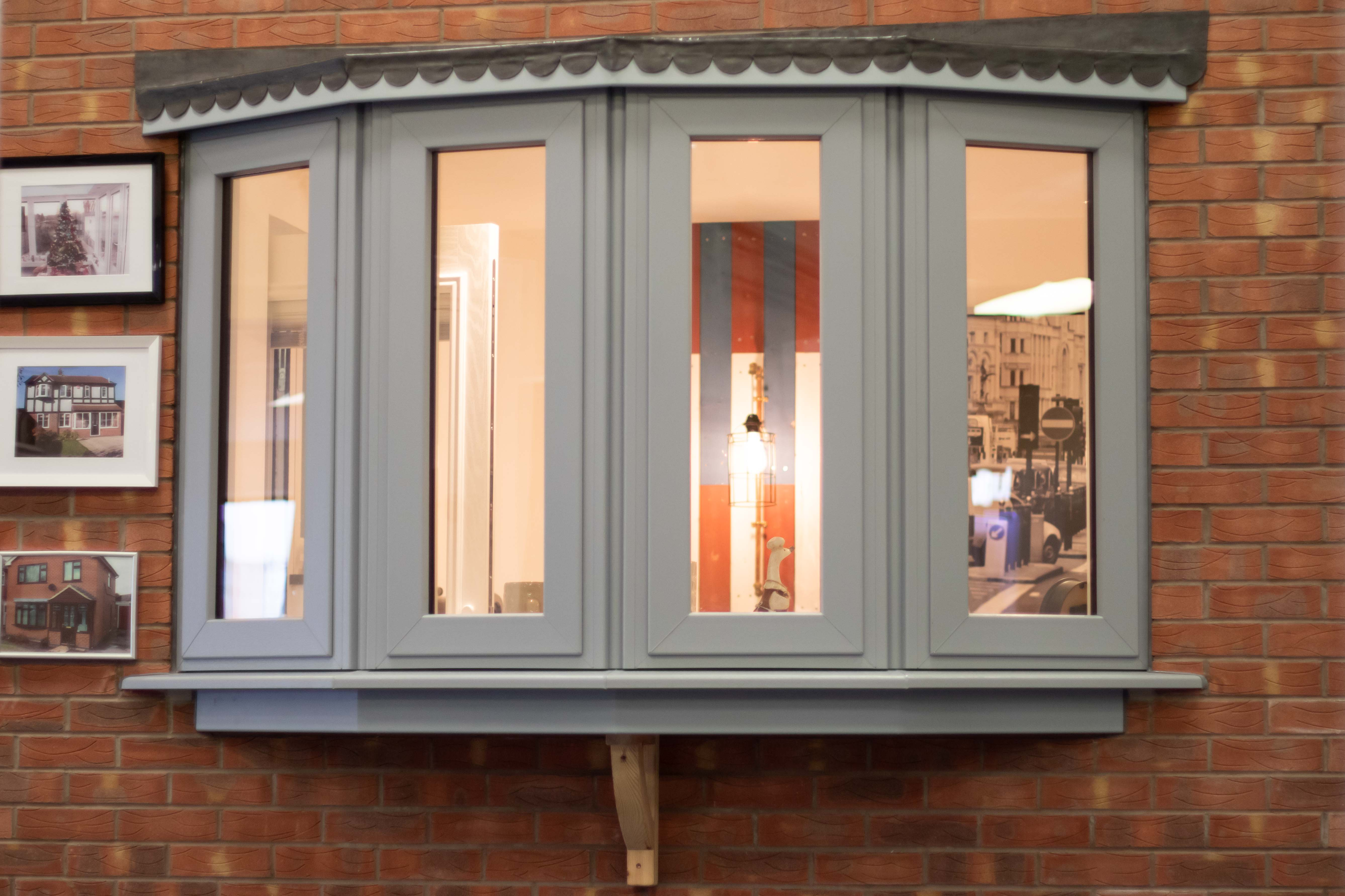 Bay and bow window styles Derby