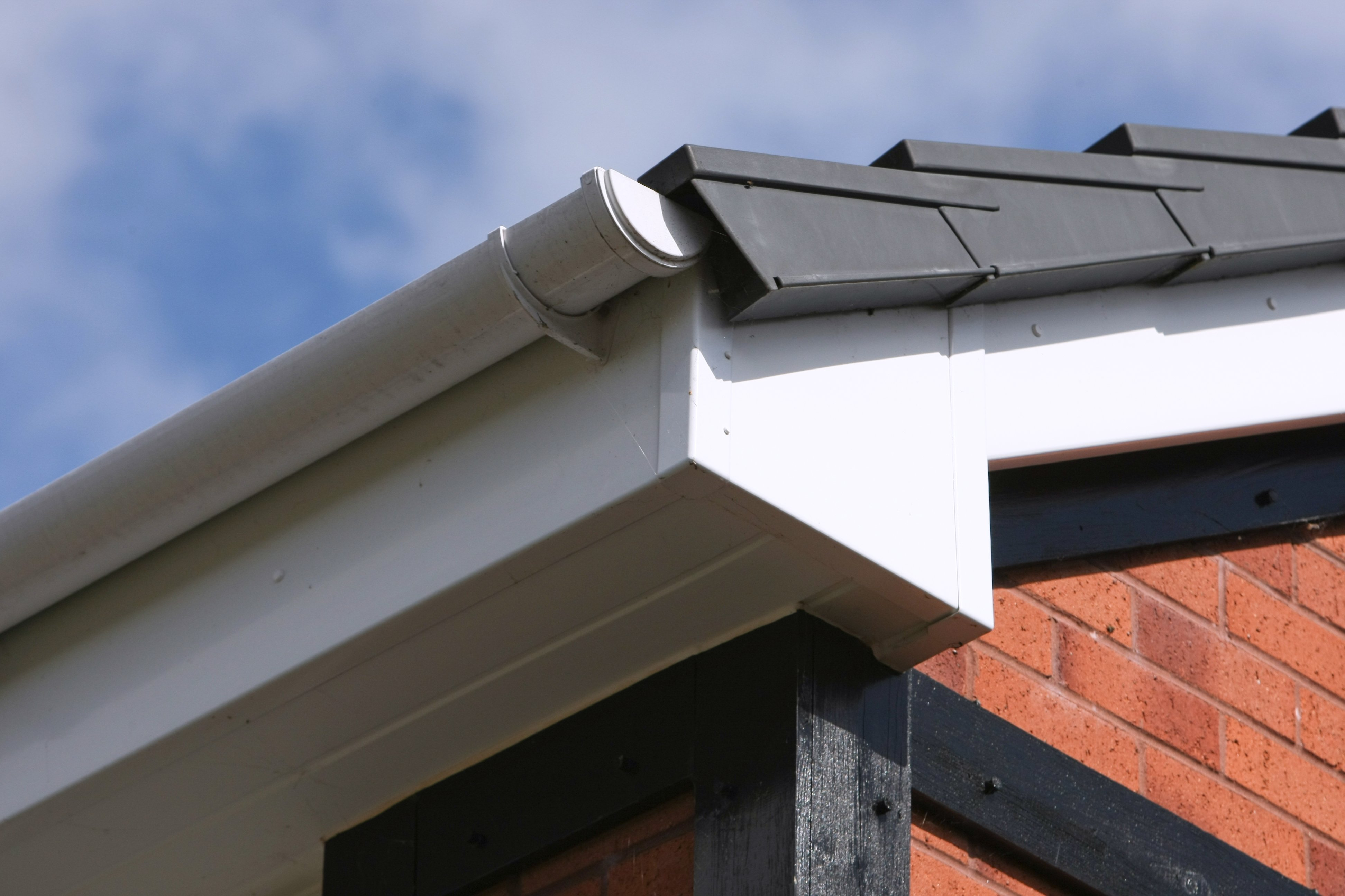 PVCu fascias soffits Derby