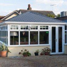 Tile roof Conservatory in Derbyshire