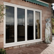 Eurocell Apect uPVC Bifold Doors in Derby, Nottingham and East Midlands