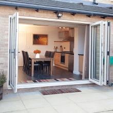 uPVC Bifold Doors in Derby, Nottingham and East Midlands