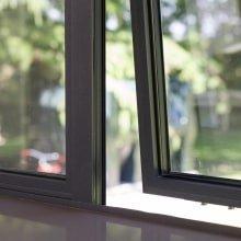 Aluminium Windows for modern homes in Derbyshire