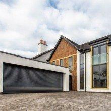 Aluminium windows installed in Mickleover Derby
