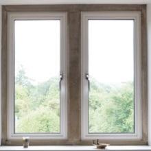 Bathroom aluminium windows in Derby